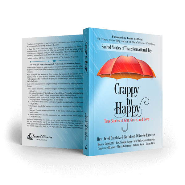 Crappy to Happy by Laura Staley
